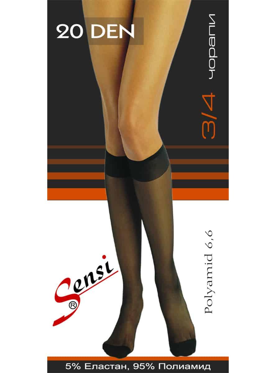 Дамски чорапи Sensi-34ob