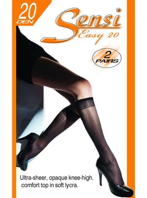 Дамски чорапи Sensi34 obl 20