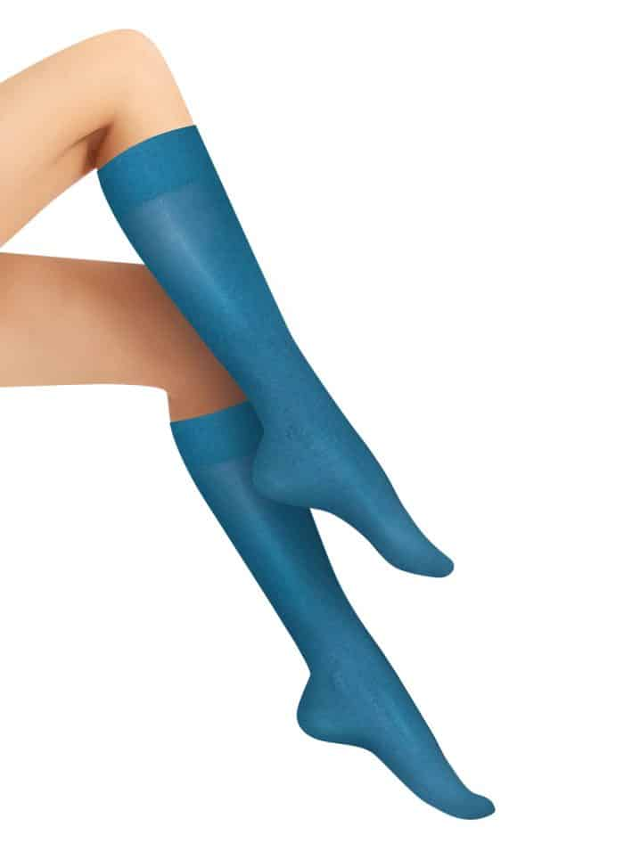 Дамски 3/4 чорапи 3D 100 DEN
