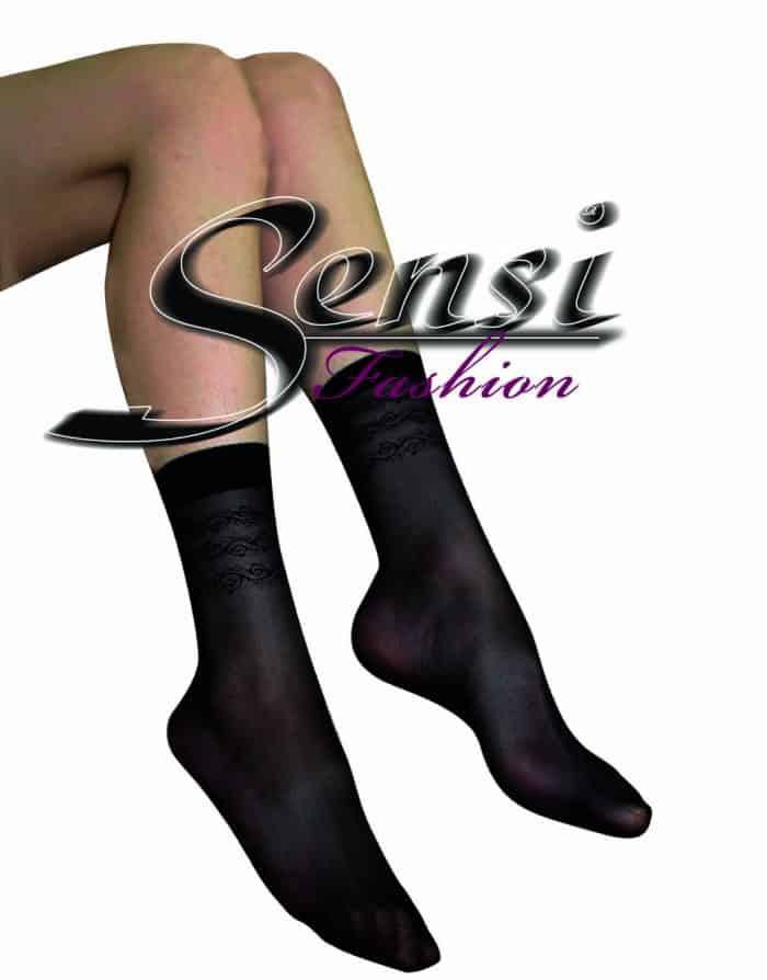 Къси фигурални чорапи Фиг.1