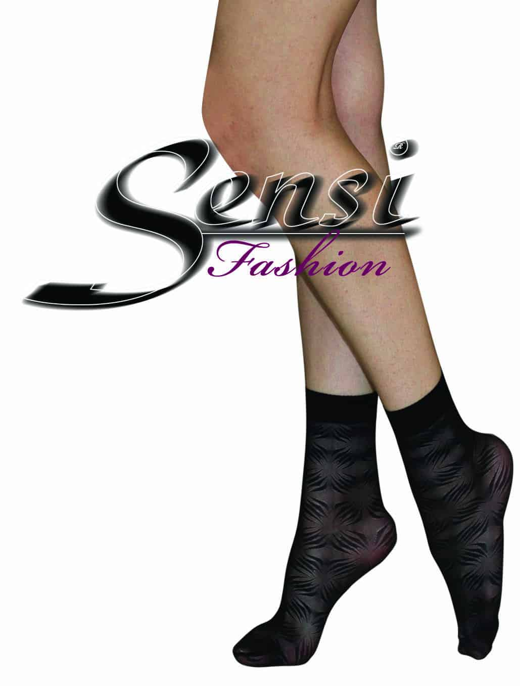 Къси фигурални чорапи Фиг.6
