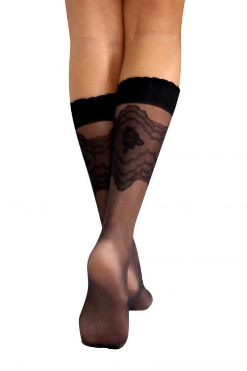 3/4 фигурални чорапи Фиг.2