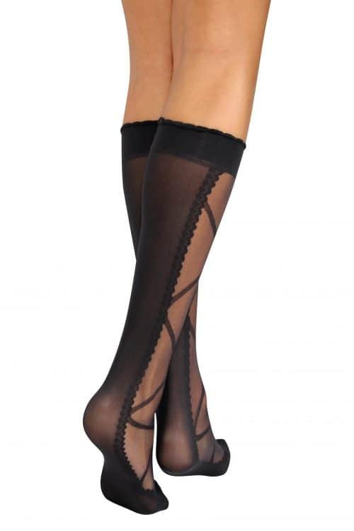 3/4 фигурални чорапи Фиг.6