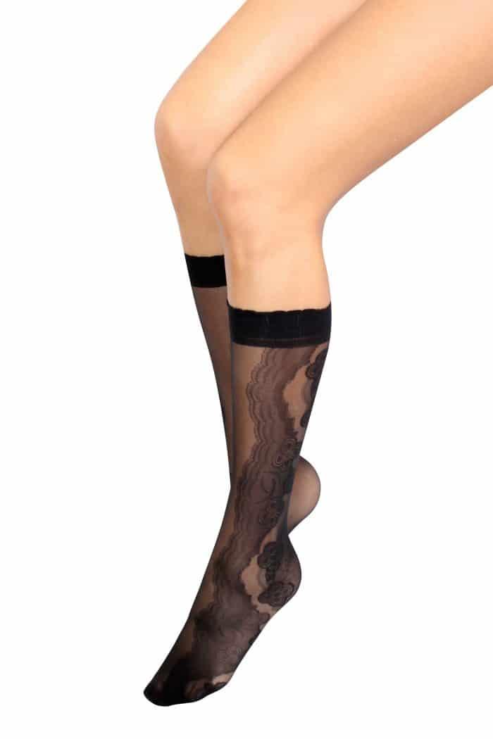 3/4 фигурални чорапи Фиг.7